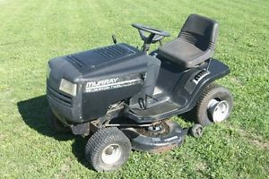 Murray Select Wide Body Lawn Tractor Rider Riding Mower Briggs