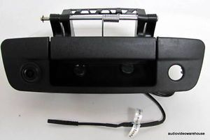 Echo Master FC Dram 2012 2013 Dodge RAM Factory Backup Camera System