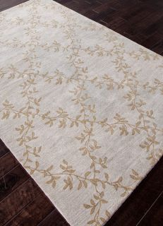 Area Rugs Transitional Hand Tufted Sky Blue 2'x3' 23531 Jay