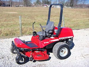 Massey Ferguson ZT29 Zero Turn Riding Lawn Mower 60 inch Deck Diesel 684 Hrs