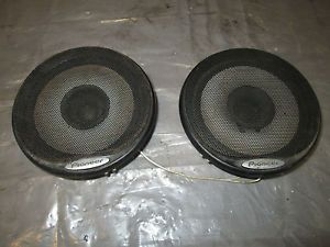 "Jeep Wrangler TJ YJ CJ Overhead Stereo Radio Sound Bar Speakers 6"" Pioneer 1444"