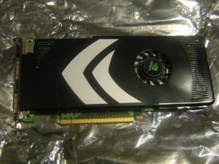 Dell NVIDIA GeForce 8800 GT 512MB DDR3 Graphics Card CP187 PCI E x16 EH1