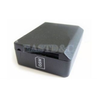 World Smallest Mini GSM Hidden Bug Sim Card Wireless Ear Listenning Device
