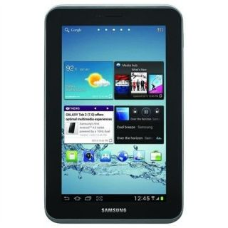 "Samsung Galaxy Tab 2 7"" Tablet Android 4 0 8GB 3 0 Megapixel Micro SD Card"