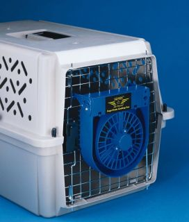 Metro Air Force Pet Dog Cat Cage Crate Carrier Cooling Fan or for Office Desk