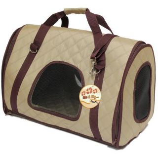 Pet Travel Bag for Dog Puppy Cat Kitten Rabbit Carrier Cage Crate Handbag Tote