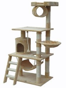 Gopetclub F67 Cat Tree House Toy Condo Pet Furniture