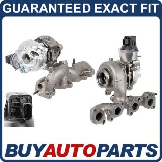 Brand New Genuine Borg Warner turbocharger for Audi A3 VW Golf Jetta TDI