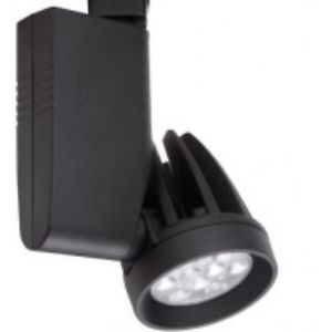 23 Watt LED Track Lights for Commercial Industrial Indoor Lighting Black