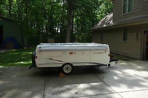 2005 Fleetwood Colonial Pop Up camper Popup Excellent Shape Clean and Ready