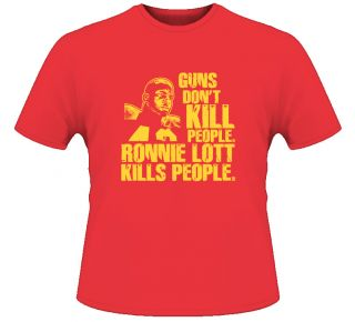 Ronnie Lott San Francisco 49ers SF Tough T Shirt