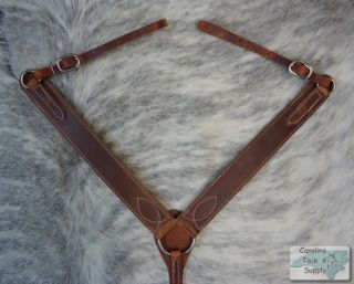 Western Horse Tack   Breast Collar