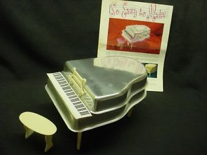 Wilton Piano Cake Pan Kit Accessories Mold Baking Tin Music Lovers Party Recital