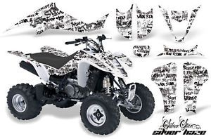 AMR Racing Quad Decals Accessories ATV Graphics Kit LTZ 400 LTZ400 Suzuki 03 08