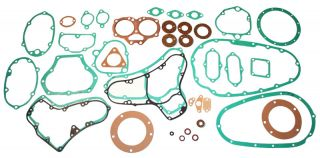 BSA A10 Golden Flash 1950 63 Engine Gasket Kit with Head Gasket 12 00320A