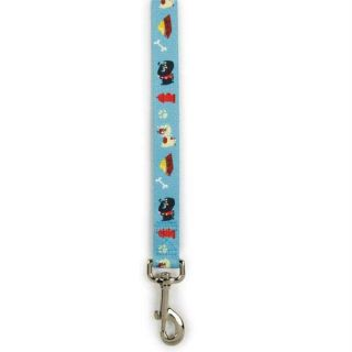 Dog Tough Dog Collar Lead Leash Blue Puppy Pet XS Small Large Extra Large