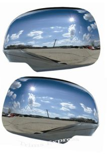 2004 2010 Toyota Sienna 2005 2013 Tacoma Chrome Door Mirror Covers