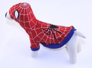 Spiderman Pet Dog Costume