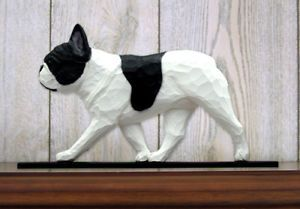 French Bulldog Dog in Gait Topper Home Decor Dog Products Dog Gifts