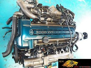 Toyota Aristo Supra Twin Turbo vvti Engine Auto Transmission ECU JDM 2jz 2JZGTE