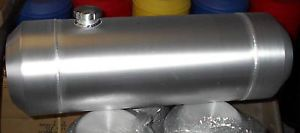 Spun Aluminum Gas Tanks 10x30 End Fill