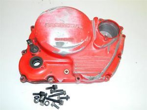 1986 Honda XL600R XL600 R XL XR 600 Engine Motor Clutch Kick Starter Cover