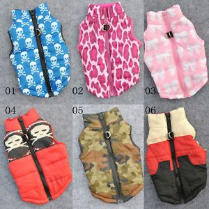 Autumn and Winte Classic 6JACKET Dog Sweater Coats Dog Clothes Wear Dog Clothing