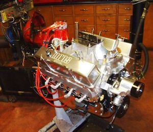 383 Chevy 550 HP Super Street Eliminator Crate Engine