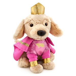 Disney Plush Super Buddies Dog Soft Toy Rosebud 18cm New Stuffed Animal Doll