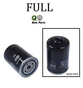 Audi 4000 Volkswagen Golf Jetta Engine Oil Filter Full New 068 115 561 B