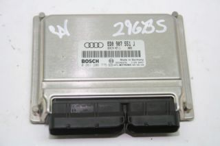 01 2001 Audi S4 A4 B5 2 7 ECU ECM Engine Control Unit Module Genuine