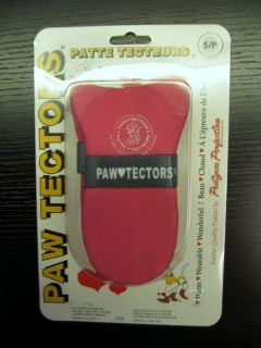Pedigree Perfection Paw Tectors Paw Protectors Dog Shoes Small Pink New s P Warm
