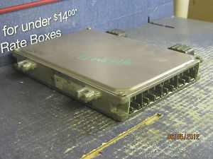 554 96 97 98 Honda Civic HX Engine Computer ECM ECU 37820 P2N A22