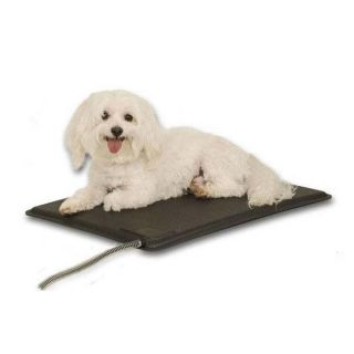 New K H Pet Products Lectro Kennel Heated Pad Dog Cat Puppy Heater Warm Mat Temp