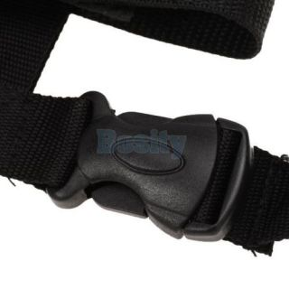 Black Universal Fit Car Vehicle Dog Pet Seat Safety Belt Seatbelt Harness L