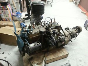 1938 39 40 41 46 47 48 49 50 51 52 Chrysler Plymouth Dodge Engine