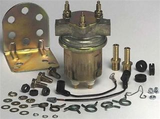 Carter Universal Rotary Vane Electric Fuel Pump 72 GPH 6 PSI P4259
