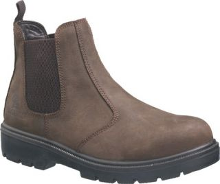 Steel Toe Cap Safety Warm Fur Lined Rigger Work Boots