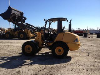 Volvo L20B P Rubber Tire Loader Payloader Diesel Engine 4 in 1 Bucket Tractor