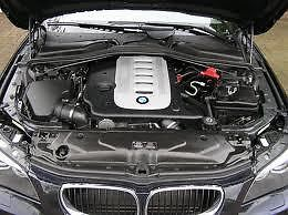 BMW 535D Twin Turbo Engine Fitting M57D30 306D5 2007 2010