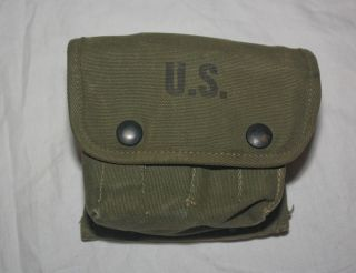 US WWII Jungle First Aid Kit 1944