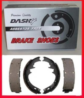Ford Trucks Dash 4 Brake B581 10 inch Rear Drum Brake Shoe