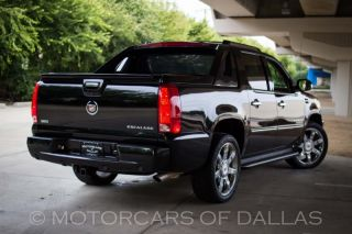 Cadillac Escalade EXT 2009 Base