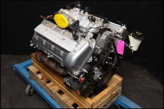 03 04 Ford Mustang Mach 1 Engine 4 6 73 K MI 32 Valve New 99 01 Cobra Intake