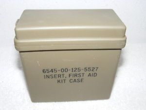 US Military First Aid Kit