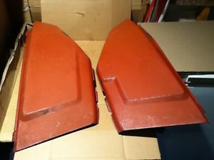 IH Cub Cadet 582 Tractor Engine LH RH Side Panel Cover 703 0082B 703 0081B 0499