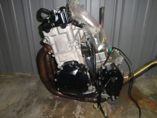 04 05 Suzuki GSXR 600 GSXR600 Engine Motor Complete Engine Electrical Starter
