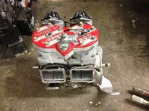 Polaris Fusion Dragon 600HO Shift Switchback IQ RMK 600 Engine Motor 2006 05 XC
