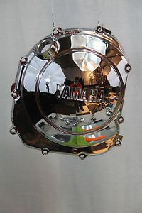 Yamaha YZ600R 01 YZF600 97 04 YZF600R 02 07 Chrome Engine Clutch Cover Case