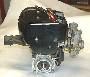 Rotax 503 Engine Dual Carb Dual Ducati CDI Completely Rebuilt